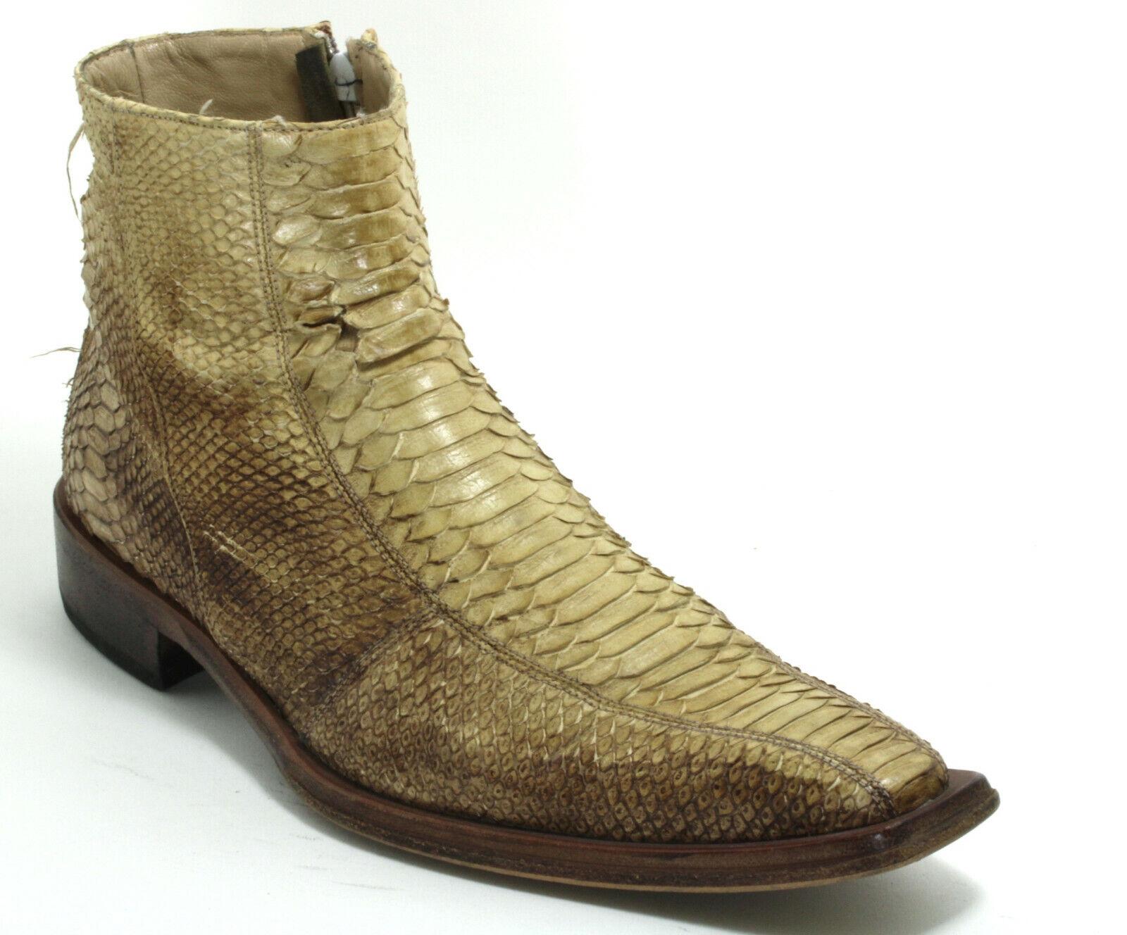 Cowboystiefel Westernstiefel Catalan Style Line Dance Stiefeletten Snake 45