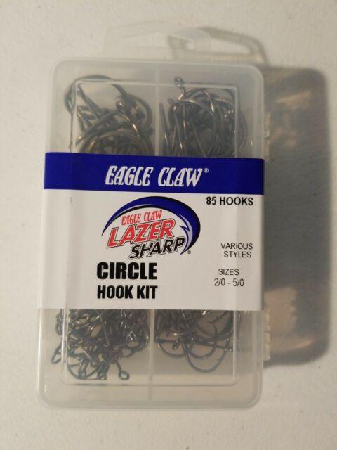 Lazer Sharp Circle Hook Fishing Kit