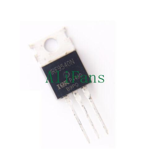10PCS MOSFET Transistor IR//IRF TO-220 IRF9540N F9540N IRF9540NPBF New AU