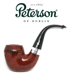 NEW-Peterson-Sherlock-Holmes-Watson-Smooth-9mm-Filter-P-Lip