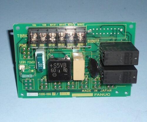 FANUC BRAKE UNIT PCB A20B-1006-0663//01A  *PZF*