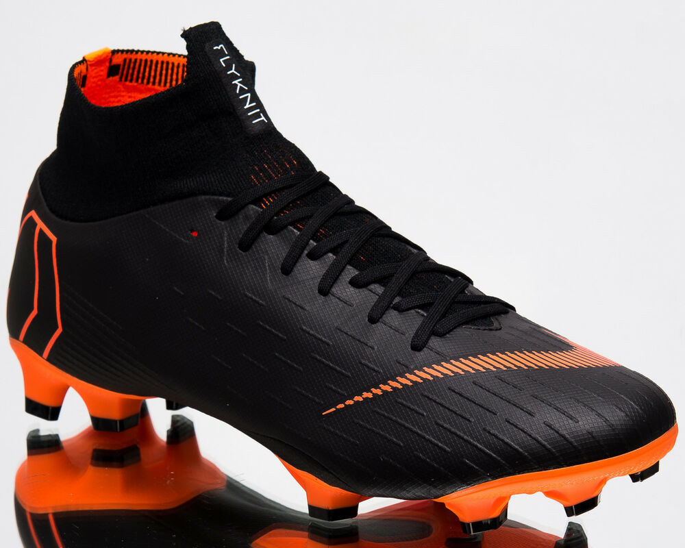 Nike Mercurial Superfly Football VI Pro FG homme Soccer homme Football Superfly Cleats AH7368-081 15e88f