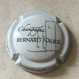 Capsule champagne LONCLAS Bernard 15. gris argenté et noir
