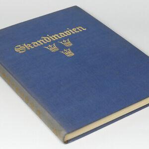 Scandinavia-in-1920s-Photo-Book-w-272-gravures-Norway-Denmark-Finland-Sweden
