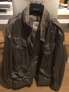 XMAS-GIFT-100-GENUINE-MONCLER-MENS-s-GREY-JACKET-SIZE-4-LARGE-495-PERFECT