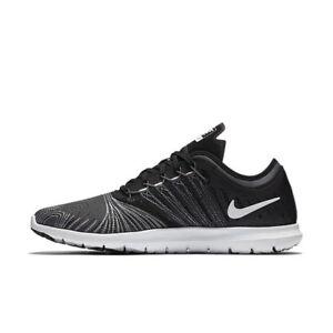 f7bbcfccf9c9 Nike Wmns Flex Adapt TR Cross Training Womens Sz 11 Shoes Grey Black ...