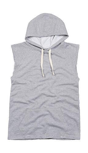 Mouwloos capuchon sweatshirt sweatshirt met met met Mouwloos capuchon heuptas Mouwloos sweatshirt heuptas YFS5qwO