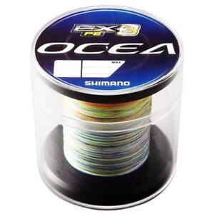 Shimano-Ocea-Ex8-Pe-Concept-Modele-Tresse-8-0-55kg-600m-Multicolore-Pl-O98l
