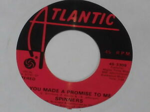 """SPINNERS -You Made A Promise To Me- 7"""" 45 - Potsdam, Deutschland - SPINNERS -You Made A Promise To Me- 7"""" 45 - Potsdam, Deutschland"""