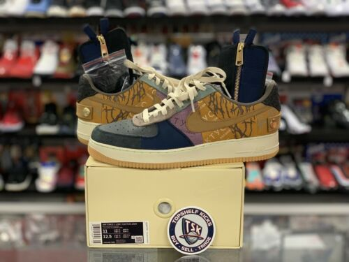 Nike Air Force 1 LOW Cactus Jack authentic size 11