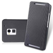Etui Folio stand Capdase noir pour HTC One-Max