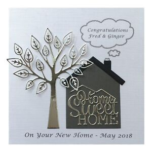 Personalised-Card-New-Home-House-Handmade