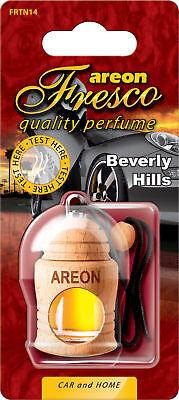 2x Originale Areon Fresco Profumo Albero Profumato Deodoranti Beverly Hills