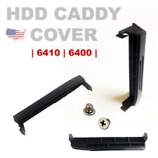 Caddy Cover for DELL E6410 With 1 Screw HDD Hard Drive Laptop New Replacement