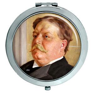 President William Howard Taft Kompakter Spiegel