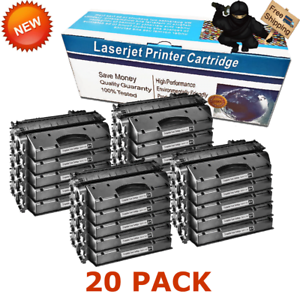 20PK CRG120 C120 Toner Cartridge For Canon ImageClass D1370 D1520 D1550 D1150