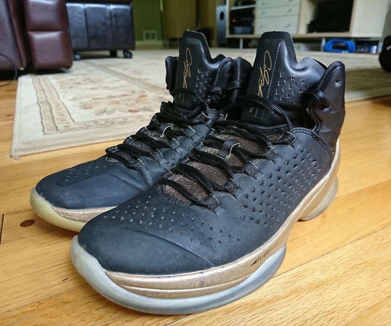 Nike Jordan Melo M11 Carmelo Anthony Basketball Shoe 7.5 Men Gold Standard
