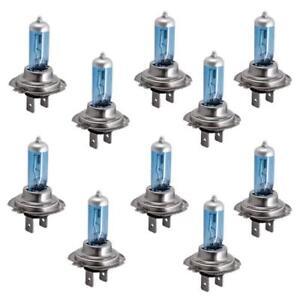 10X-H7-Ampoule-Lampe-lumiere-Phare-Blanc-12V-100W-6500K-Xenon-Pour-Voiture-Auto