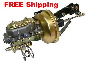 DRUM 1955-59 55 56 57 Chevy//GMC Truck Firewall Mount Power Brake Booster DISC