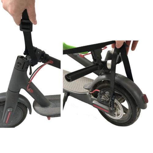 Heavy Duty Scooter Schultergurt Balance Bike Trageband mit Haken