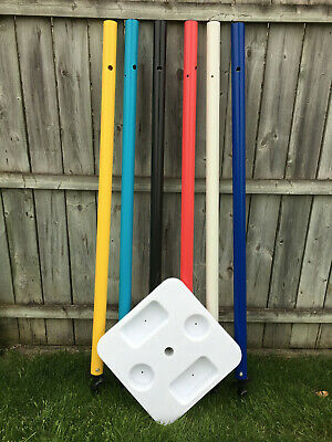 Beach BOAT PWC SCREW ANCHOR W//Bungee for Sandbar Dock or Shore Line *COLORS*