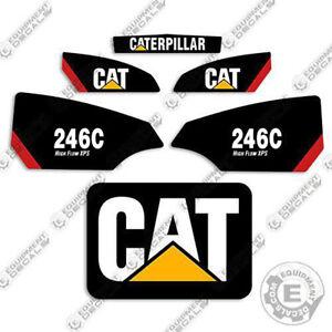 Caterpillar 303.5 E CR Decal Kit Skid Steer Equipment Decals
