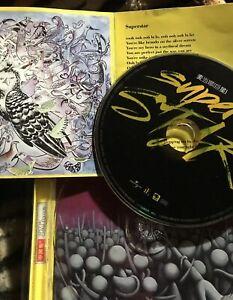 MADONNA-SUPERSTAR-10-Songs-CD-SPECIAL-CHINA-EDITION-2013-RARE-RARO-MDNA