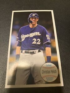 CHRISTIAN-YELICH-2020-TOPPS-ARCHIVES-1964-GIANT-SET-640-CY-MILWAUKEE-BREWERS