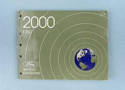 Wiring Diagrams Manual, 2000 Ford F-150, FCS-12263-00 | eBay