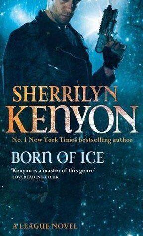 1 of 1 - Born Of Ice - Sherrilyn Kenyon - Small Paperback - 20% Bulk Book Discount