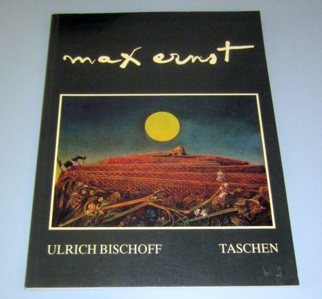 MAX ERNST BEYOND PAINTING Hallucinogenic Surrealism Dadaism Occult Psychedelic