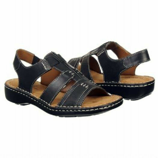 Natural Soul Naturalizer Cambria sandal leather 6 Med NEW