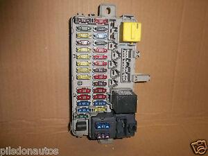 rover 45 1999 2004 internal interior under dash fusebox fuse box rh ebay ie