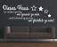 X4509-Wandtattoo-Spruch-Dieses-Haus-sauber-Glueck-Sticker-Wandaufkleber-Aufkleber Indexbild 2