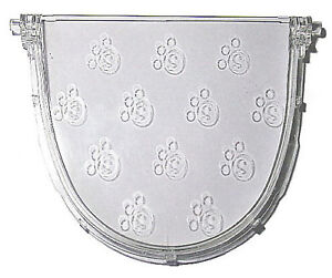 Replacement Polycarbonate Spare Flap Staywell Petsafe 17