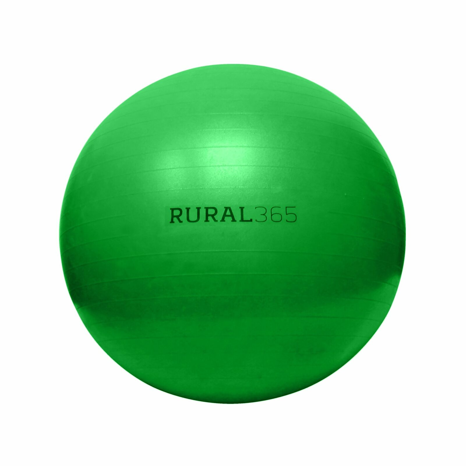 "Rural365   Large Horse Ball Toy in Green, 40"" Inch Ball Anti-Burst Giant Horse"