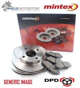 Nouveau-Mintex-Arriere-286-mm-Disques-De-Frein-Et-Plaquettes-Kit-GENUINE-OE-Qualite-MDK0043