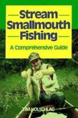 Stream Smallmouth Fishing