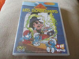 Dvd Neuf Les Schtroumpfs La Sorcellerie Dessins Animes Ebay