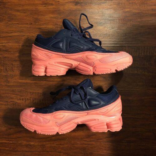 Adidas X Raf Simons Ozweego Navy/Pink Size 8.5