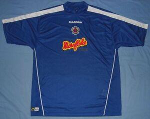 b4be3a4d44e986 Crewe Alexandra FC / 2006-2007 Away - DIADORA - MENS Shirt / Jersey.