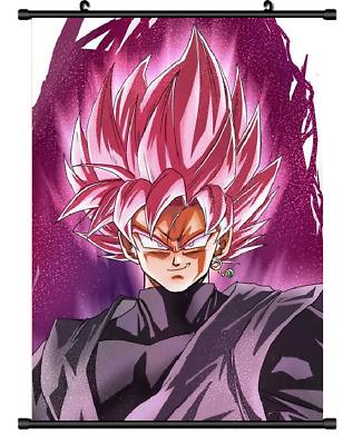 "Hot Anime Dragon Ball Z Goku Chi-Chi Home Decor Poster Wall Scroll 8/""x12/"" P172"