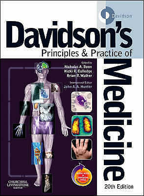 Davidson's Principles and Practice of Medicine: with STUDENT CONSULT-ExLibrary