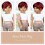 Short Blonde Doll of a Kind Wig Custom American Girl doll Wig Barn Pixie Wig