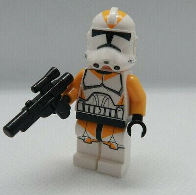 LEGO Star Wars Yellow Orange 212th Battalion Clone Trooper Minifigure 75013