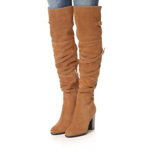 fe89036c7 Image is loading Womens-Sam-Edelman-Sable-Over-The-Knee-Boots-