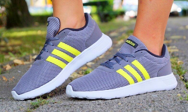 Nuevo zapatos Adidas Lite Racer K zapatillas cortos señora zapatillas K de deporte bc0068 d658bb