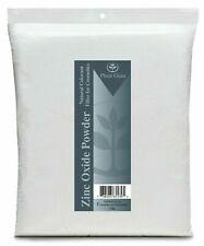 Zinc Oxide Powder Non Nano USP Uncoated 100% Pure Pharmaceutical All Sizes Bulk