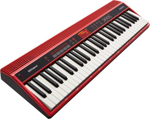 Roland GO KEYS Music Creation Keyboard (GO-61K) 61 tasten Keyboard