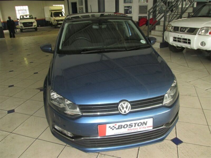 Volkswagen Polo 1.2 TSI Highline DSG,  with 83000km, for sale!